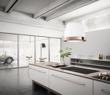 Máy hút mùi đảo Elica lý tưởng cho mọi căn bếp