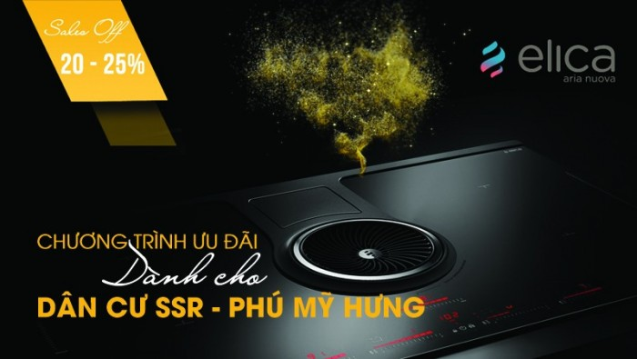SSR – Phú Mỹ Hưng: Mừng nhà mới – Nhận quà ưu đãi